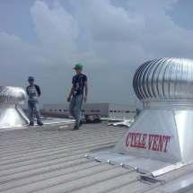 exhaust fan pabrik