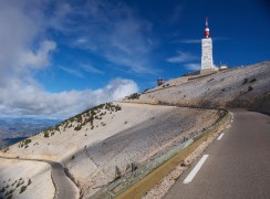 north side Ventoux