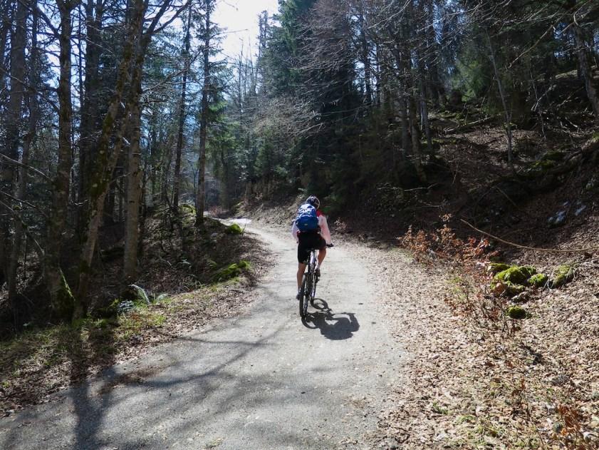 Markus.  Steep, quiet road.