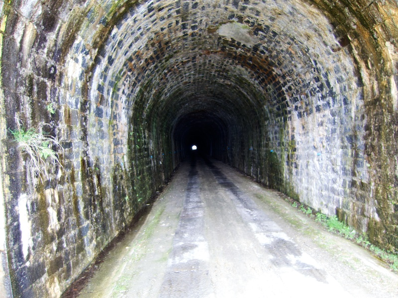 Scary Tunnel!