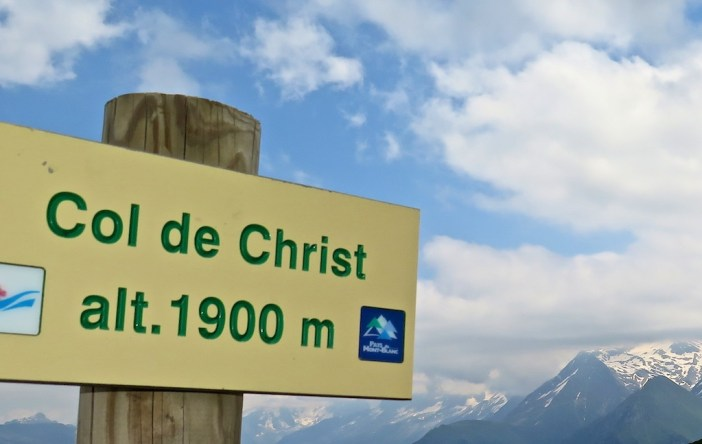 Col de Christ