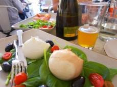 Lunch at Campo de' Fiori