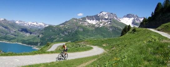 Great road to Passage de la Charmette