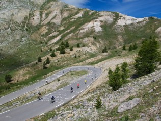 Col d'Izoard: Bike-only Day 2014
