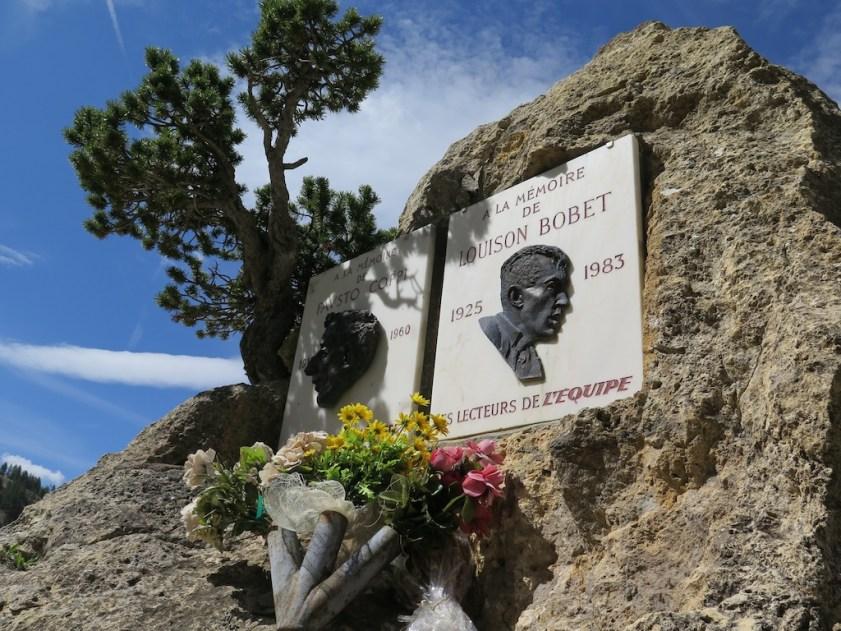 Coppi-Bobet Monument