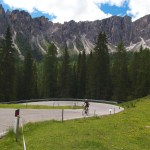 Hairpin with a view