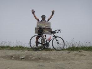 Nice Col sign. 2284 metres