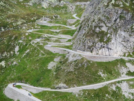 Old Tremola Road