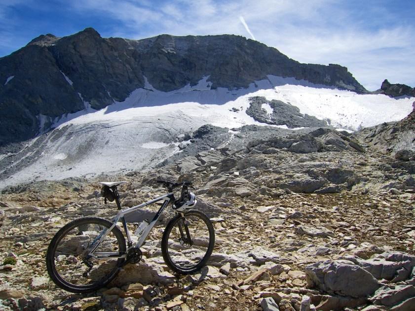 Glacier du Sommeiller