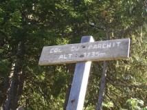 Col du Parchit