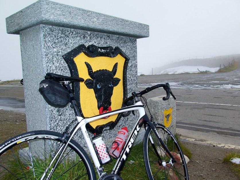 Uri canton is east side of Furka summit