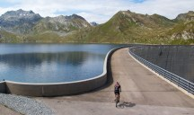 On the second dam