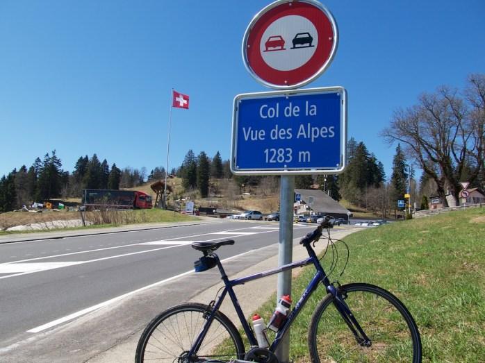 Col de la Vue des Alpes