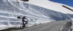 Galibier above tunnel