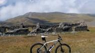 Ruins atop Monte Gran Costa