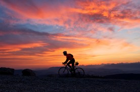 Grand Colombier at dawn