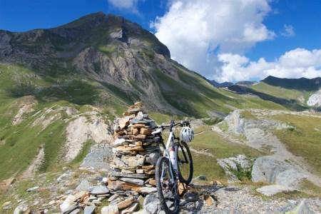 Above Petit Col des Encombrés