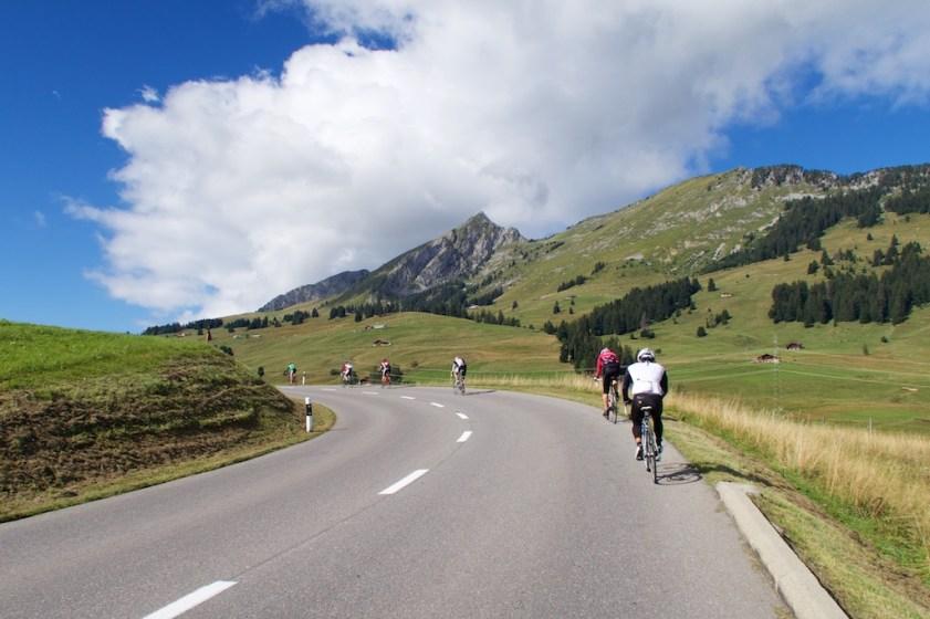 near Col des Mosses