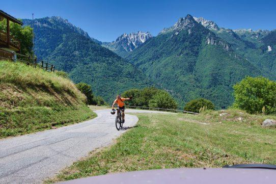 Unknown Maurienne climb