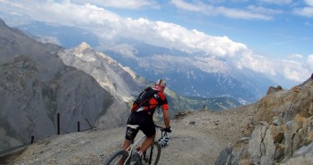 "Twenty-Five of the Highest Unpaved Cycling ""Roads"" in the Alps"