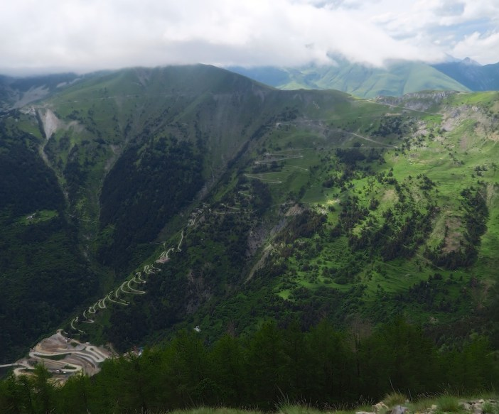 View From Fort Tabourde