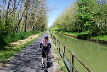 Doreen & Burgundy Canals