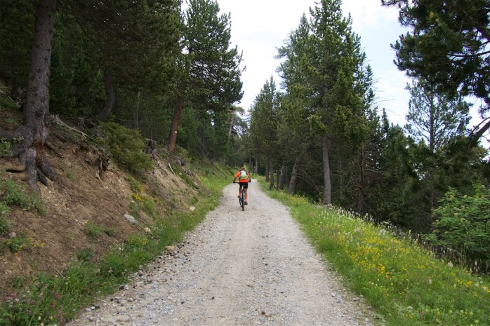 Unpaved final km