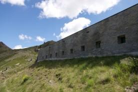 Old barracks