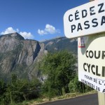 Tour de l'Avenir rode lower slopes last week