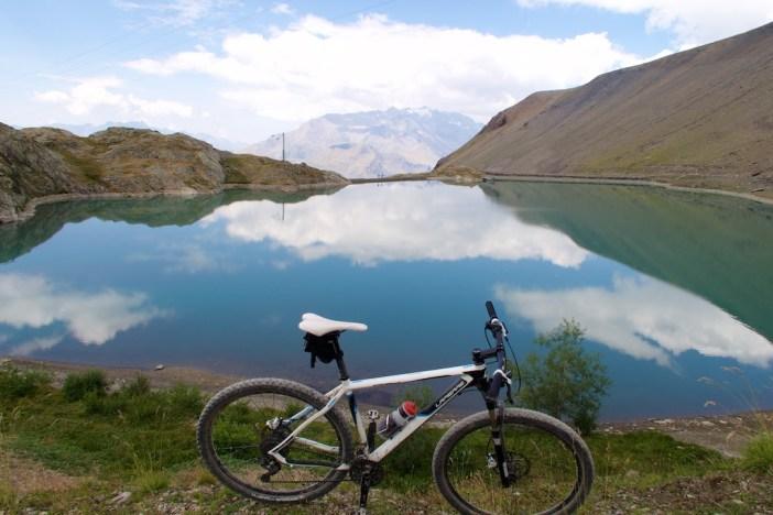 Lac du Sautet - 2319m