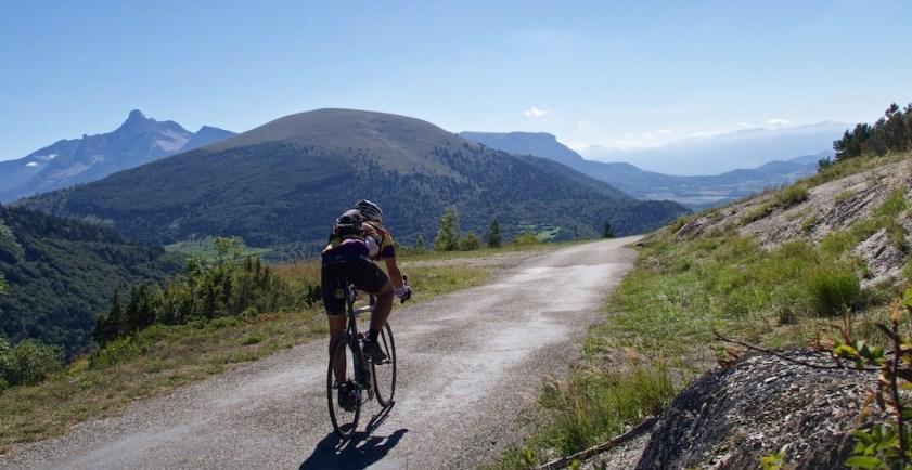 Near Col de Parquetout
