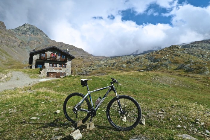 Rifugio - 2526 metres