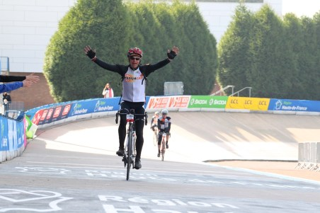 Did I win? Roubaix Velodrome