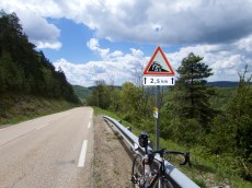 Steep - Col du Berthiand