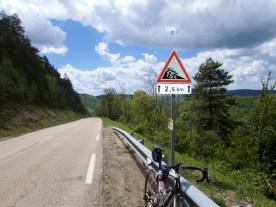 Steep - Col du Berthiand