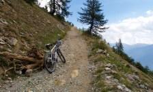 Begins to get steep