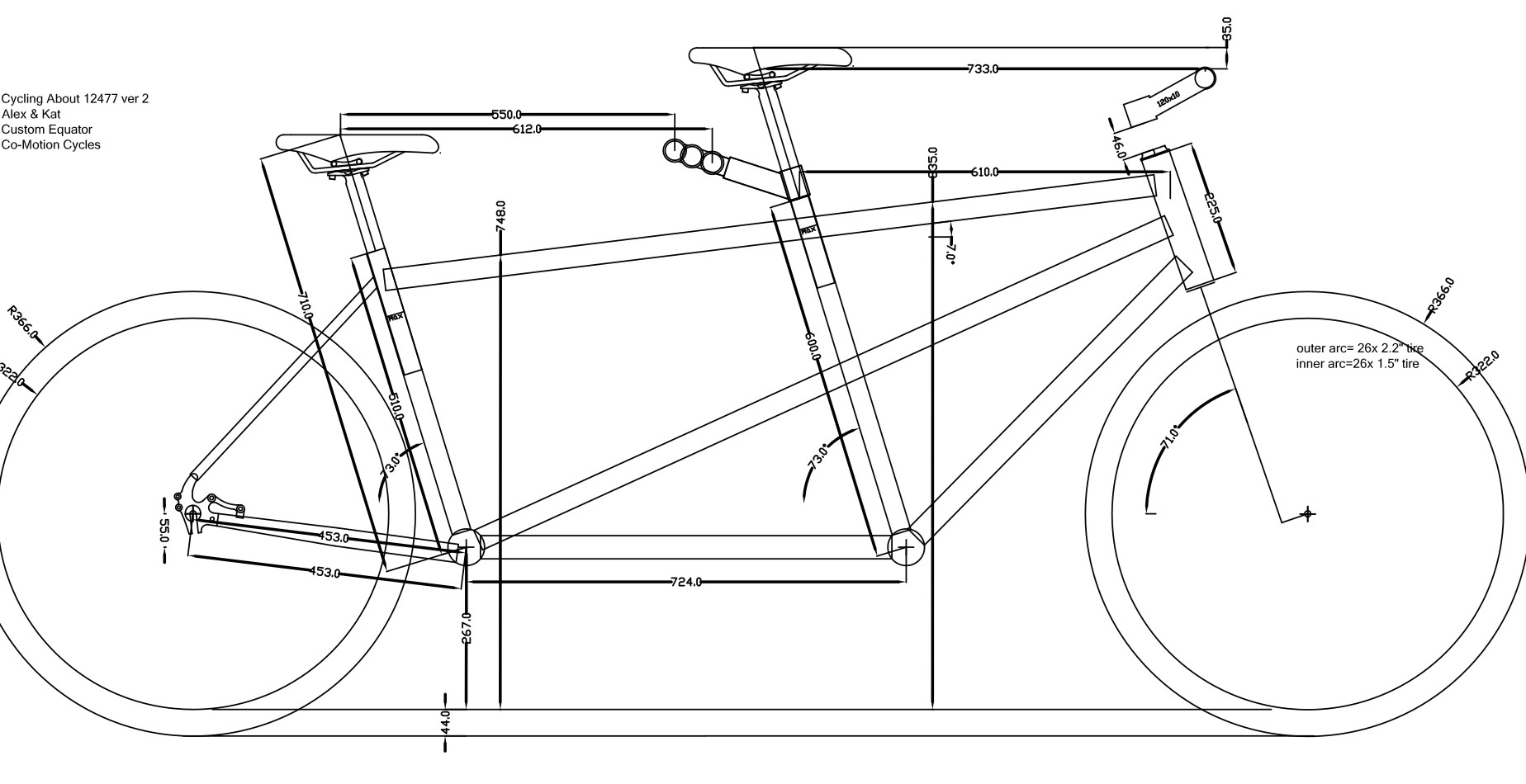 Why We Chose Co Motion To Build Our Dream Tandem