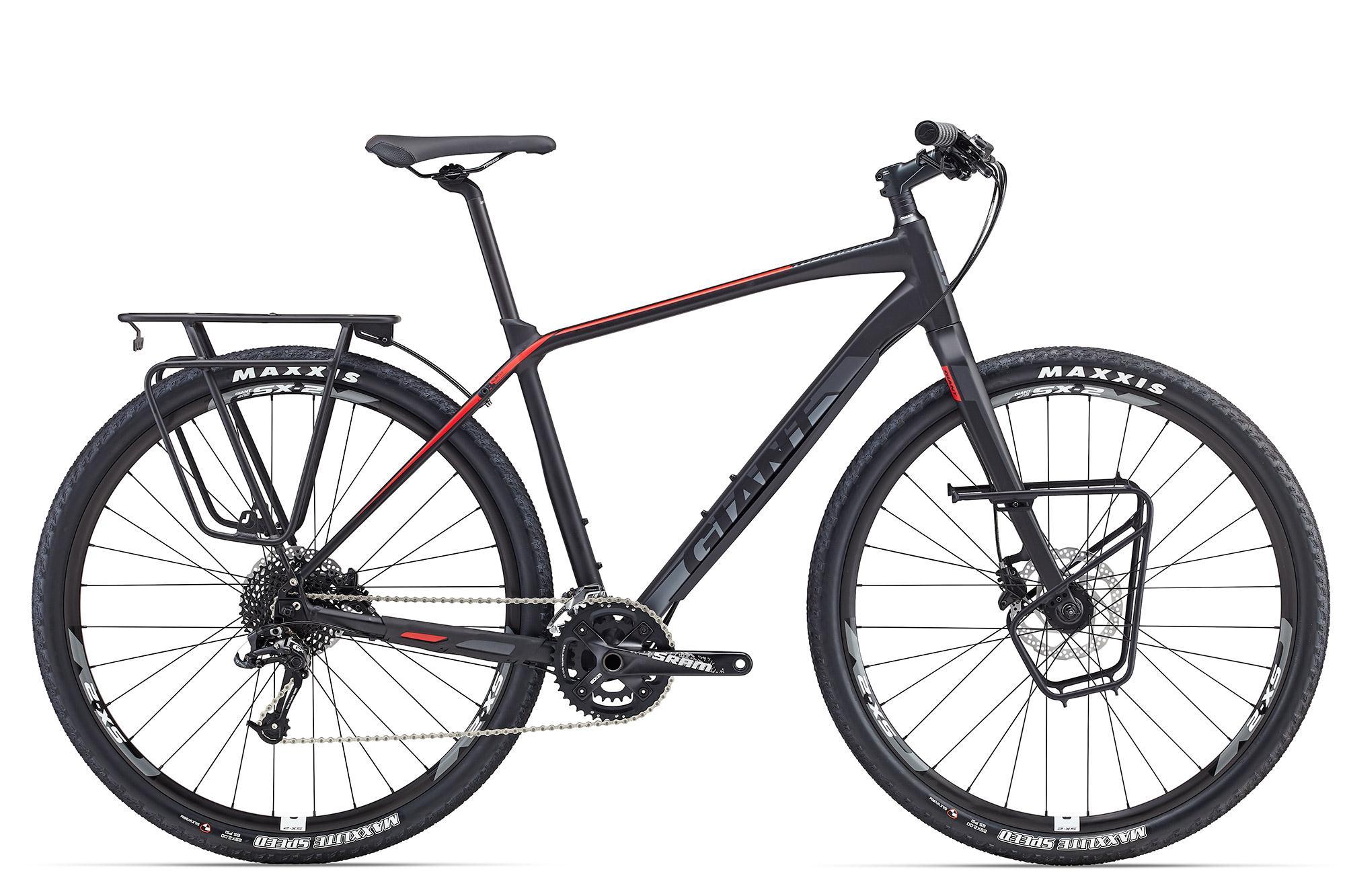 The New Giant Toughroad Touring Bikes