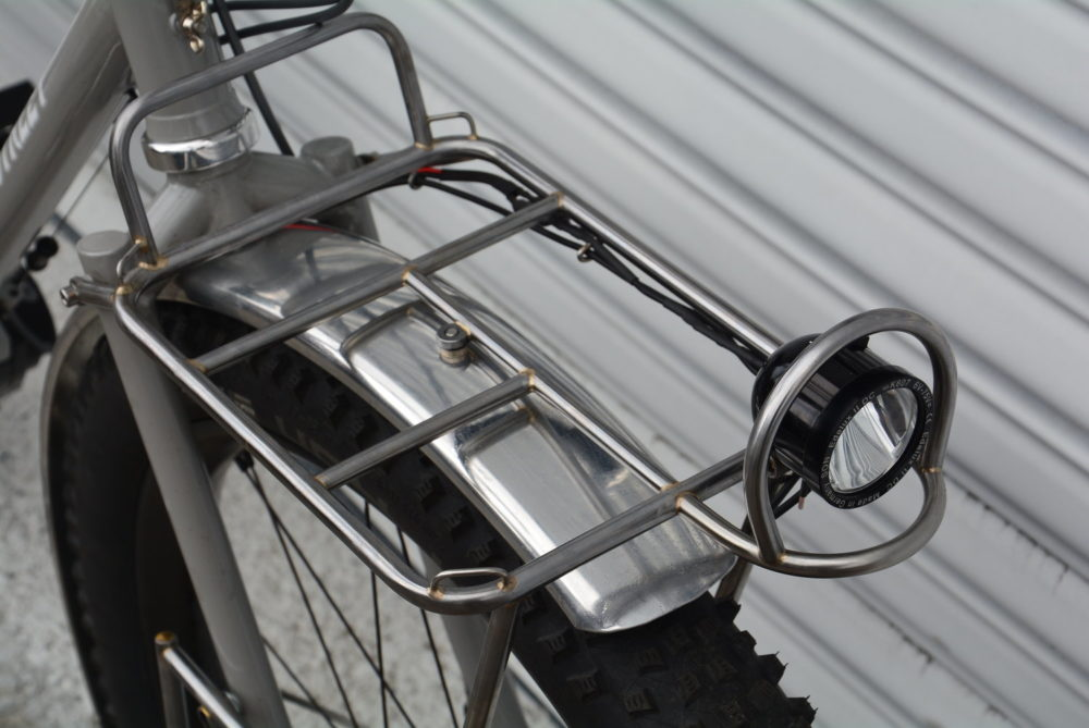 front racks for bicycle touring