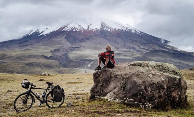 Kamran Ali in Ecuador