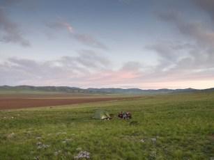 Camping Mongolia