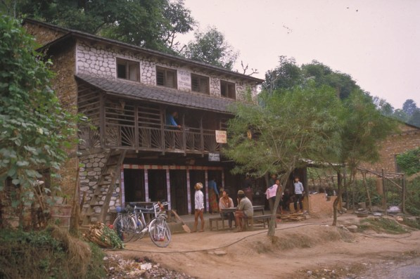 Basic guesthouse Nepal