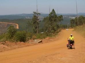 the road to Bulembu