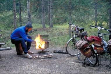 Campsite Jasper