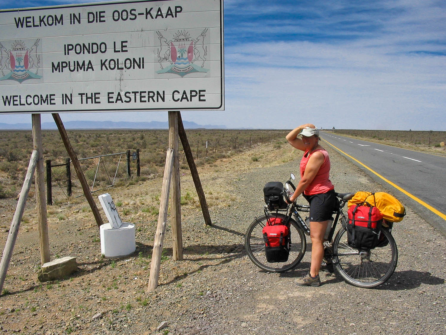 Entering the East Cape
