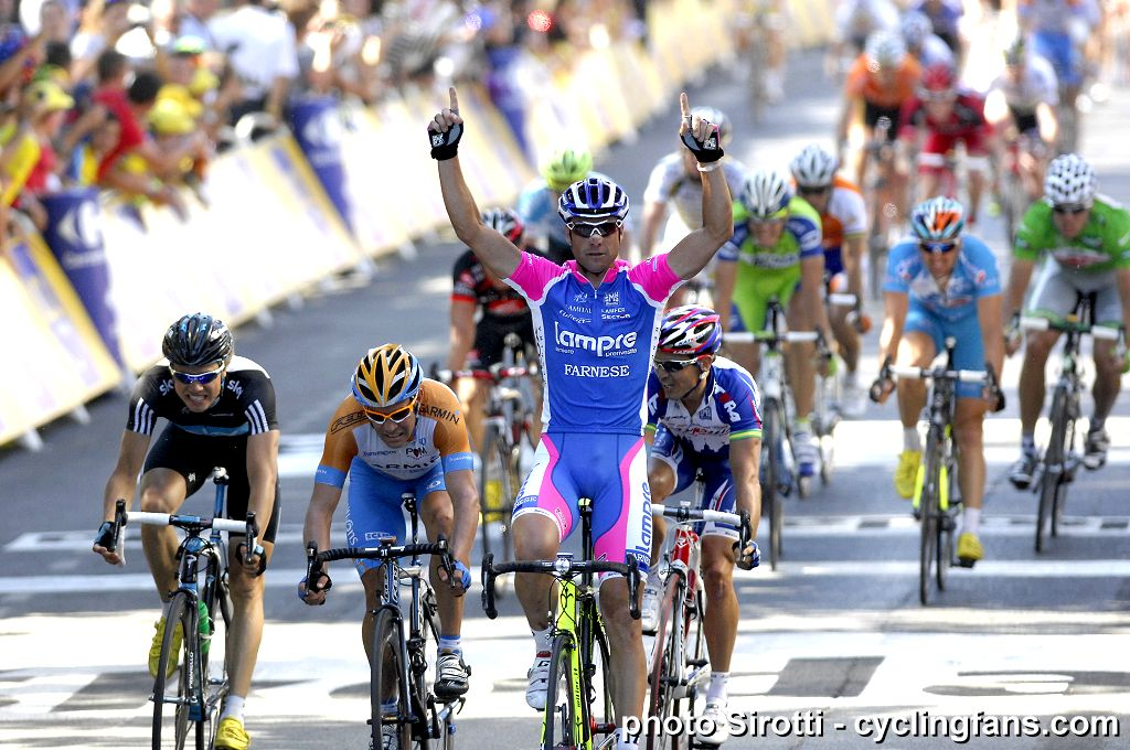 Pettachi Tour de Francia Lampre