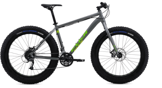 Fuji Wendigo 1.3 fat bike sale