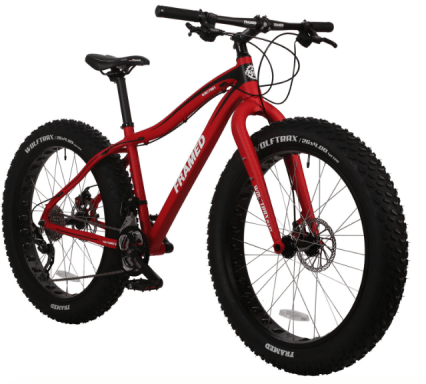Framed Bikes Wolftrax 2X 10 fat bike sale