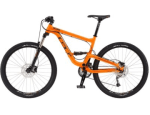 GT verb elite best mountain bike under 1500 full suspension