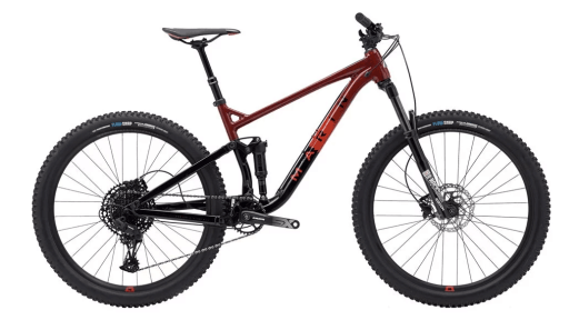 best budget full suspension bike
